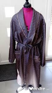robe de chambre homme robe de chambre peignoir homme classe style anglais chic vendre com