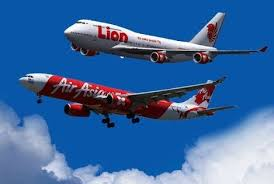 lion air does thailand prefer malaysia s air asia over indonesia s lion air