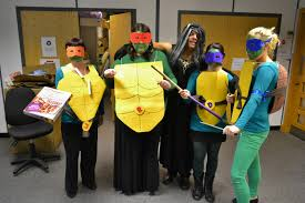 Ninja Turtle Womens Halloween Costumes Homemade Teenage Mutant Ninja Turtles Halloween Costumes Women