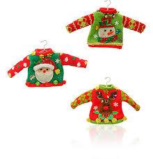 raz imports knit sweater ornament barneys new york