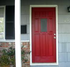 Front Entryway Doors Full Image For Cool Paint Ideas Front Door 38 Pictures Of Painted