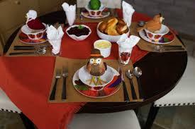 how to make the kids u0027 thanksgiving table simple u0026 fun