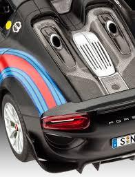 electric porsche 918 revell porsche 918 weissach sport