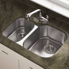 Inch Undermount Sink Wayfair - Double bowl undermount kitchen sinks