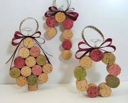 wine cork ornaments ideas juxtapost