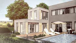 Efh 3d Rendering Eine Efh In österreich 6850 Dornbirn Architektur