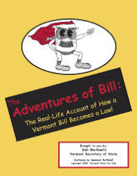 secretary of state kids page how a bill becomes a law