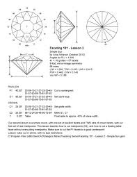 design search the gemology project