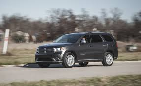 nissan durango 2015 2014 dodge durango citadel awd v 6 u2013 review u2013 car and driver