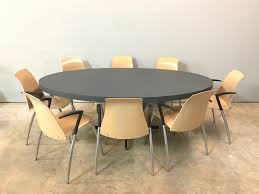 bernhardt dining table and 8 chairs remedyy