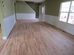 Refinishing Laminate Wood Floors Hardwood Floor Refinishing Project How Long Does It Take
