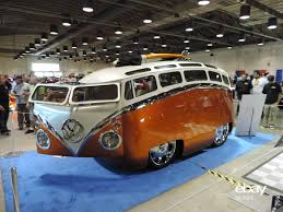 bmw volkswagen van catch a wave with this curvy vw bus ebay motors blog