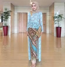 baju kurung moden zaman sekarang trend kebaya wanita popular 2018 mybaju blog
