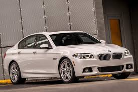 bmw van 2015 2016 bmw 5 series pricing for sale edmunds