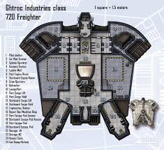 Starship Floor Plan Creating A New Starship Sagaedition
