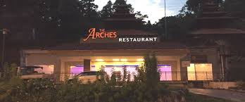 wedding arches singapore arches indian fusion cuisine sentosa