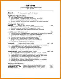 warehouse worker resume how to write resume objective and get inspiration create retail