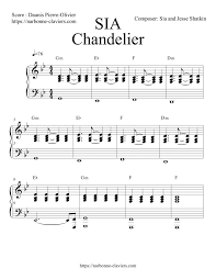 Sia Chandelier Free Download Chandelier Chords Gm Thesecretconsul Com