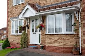 bow window conversions in hucknall and nottingham insulated canopies flat windows bow window conversions