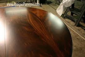 round mahogany dining room table with leaves 60 round dining