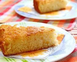cuisiner la semoule recette gâteau de semoule façon grand mère