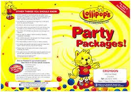 Terms And Conditions 5 Terms And Conditions Lollipops Croydon