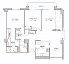 marquette place floor plans