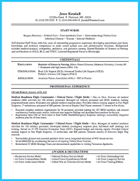 Sample Resume For Pediatric Nurse by Nurse Anesthetist Resume Free Resume Example And Writing Download