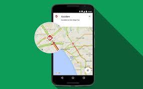 googlwe maps about maps