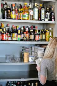 How To Organize A Pantry With Deep Shelves by Cleaning My Kitchen Pantry The Martha Stewart Blog