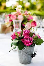 Flower Centerpieces For Wedding - get 20 bucket centerpiece ideas on pinterest without signing up