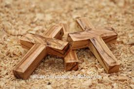small wood crosses olive wood small carved cross buy olive wood orthodox cross