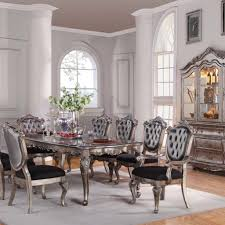 dining room tables houston acme chantelle pearl bedroom set bellagio furniture and mattress store