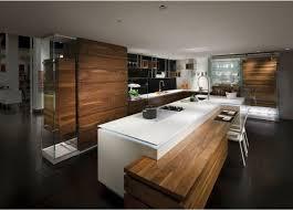 idee cuisine ouverte idee cuisine ouverte ilot central cuisine avec ilot des idées d