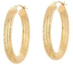 images of earrings in gold earrings gold silver stainless steel earrings more qvc