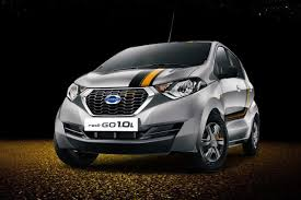 datsun limited edition datsun redi go gold 1 0l launched in india autobics