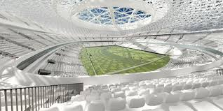 2022 fifa world cup here u0027s moscow u0027s showpiece stadium for the 2018 world cup planes