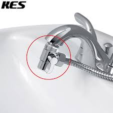 aliexpress com buy kes brass diverter for kitchen or bathroom aliexpress com buy kes brass diverter for kitchen or bathroom sink faucet replacement part m22 x m24 polished chrome pv10 from reliable chrome modern