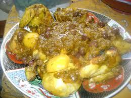 cuisine marocaine poulet les délices de latifa cuisine marocaine et internationale