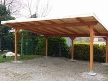 preventivo tettoia in legno legno lamellare materiali edili a frosinone kijiji annunci di
