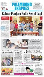 palembang ekspres selasa 17 februari 2015 by palembang ekspres