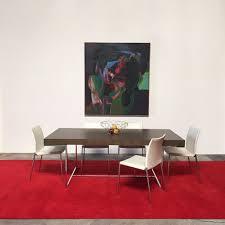 b u0026b italia athos dining table designed by paolo piva modern resale