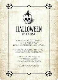 wedding invitation wording wedding invitation wording halloween