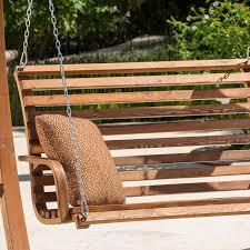 patio furniture patio swing benchc2a0 91edpqggnnl sl1500 wood