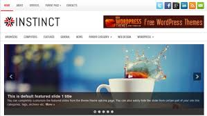60 free premium wordpress themes of all time slodive