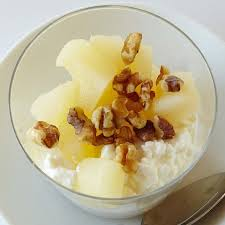 Cottage Cheese Cottage Cheese U0026 Pear Parfait Recipe Eatingwell