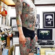 10 japanese tattoo artists you need to follow