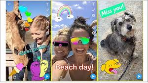 bikin video animasi snapchat snapchat hadirkan stiker animasi gif breaking news