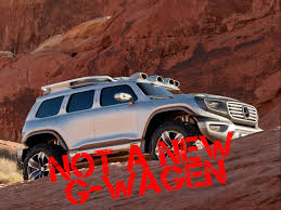 mercedes benz g class 2017 2017 mercedes benz g class extensive facelift is vaporware
