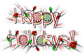 happy happy holidays help us live